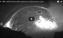 VIDEO: Un lucru uimitor s-a descoperit în urma unei erupții a unui vulcan. Nimeni nu a mai văzut așa ceva!