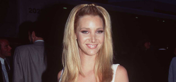 "5/16/96 Beverly Hills, Ca Lisa Kudrow at the HBO premiere of ""Norma Jean & Marilyn"""