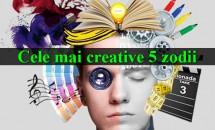 HOROSCOP: Cele mai creative 5 zodii – Berbecii sunt primii in top