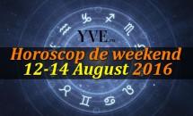 Horoscop de weekend 12-14 August 2016 - Berbecii au parte de rezultatele așteptate
