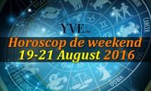 Horoscop de weekend 19-21 August 2016 - Peștii reușesc să facă un pas în față în ceea ce privește cariera lor