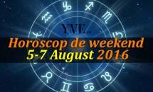 Horoscop de weekend 5-7 August 2016 - Taurii se scapă de griji