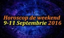 Horoscop de weekend 9-11 Septembrie 2016 - Leii au parte de unele dintre cele mai bune zile