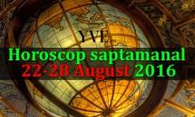 Horoscop saptamanal 22-28 August 2016 - Gemenii au parte numai de succes și reușite
