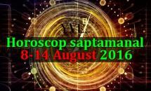 Horoscop saptamanal 8-14 August 2016 - Racii primesc o veste excelentă
