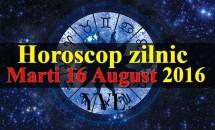 Horoscop zilnic Marti 16 August 2016 – Ziua Berbecilor este luminată de vestea primită