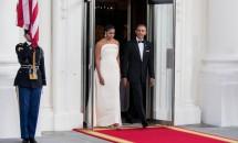 Michelle Obama şi Lady Gaga sunt îmbrăcate de acelaşi designer