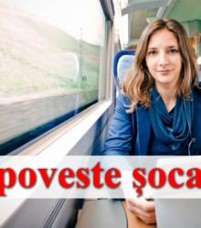 O poveste șocantă! Povestea tinerei care locuiește în trenuri pe motivul s-a săturat de chirii!