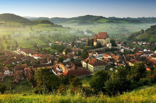 Satele cele mai frumoase din România 3