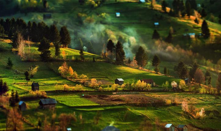Satele cele mai frumoase din România 6