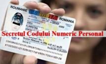 Secretul Codului Numeric Personal. Ai curaj să-l descoperi?!