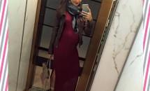 """Alina Pușcaș, declarații despre sarcină: """"Fetiță am vrut, spațiu și-a luat! Rezultatul ? O burtică muuult mai mare!"""""""