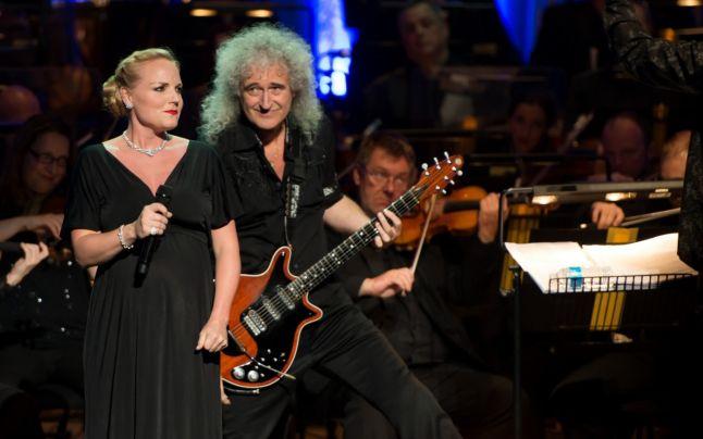 Brian May și-a anulat toate concertele programate anul acesta din cauza unor probleme de sănătate!