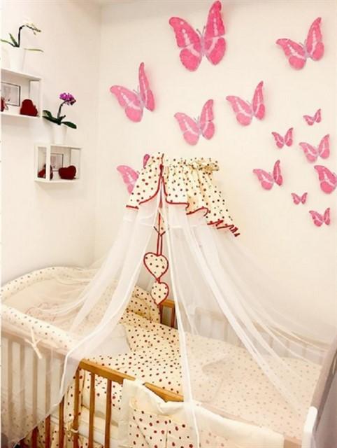 Mai are puțin și devine mămică! Cum arată camera fetiței Alinei Pușcaș?