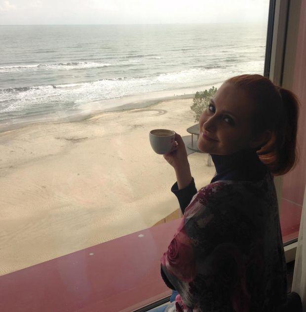 Alina Sorescu vrea să își doneze părul în scop caritabil!