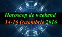 Horoscop de weekend 14-16 Octombrie 2016