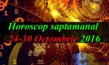 Horoscop saptamanal 24-30 Octombrie 2016