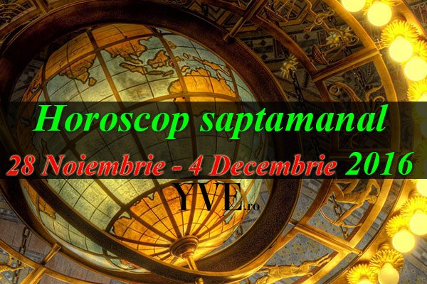 28 Noiembrie - 4 Decembrie