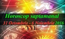 Horoscop saptamanal 31 Octombrie - 6 Noiembrie 2016