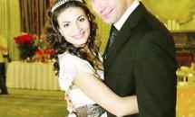 Ioana Ginghină și Papadopol au împlinit 9 ani de căsnicie! Vezi ce mesaj i-a transmis actrița!