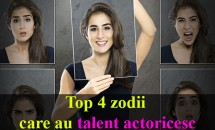 HOROSCOP: Top 4 zodii care au talent actoricesc