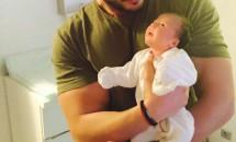 Fericit că a devenit tată, dar afectat de comentariile apărute! Victor Slav, mesaj acid la adresa celor invidioși pe fericirea sa!