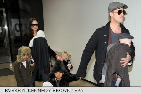 Brad Pitt, prima întâlnire cu fiul său Maddox, după incidentul de pe aeroport!