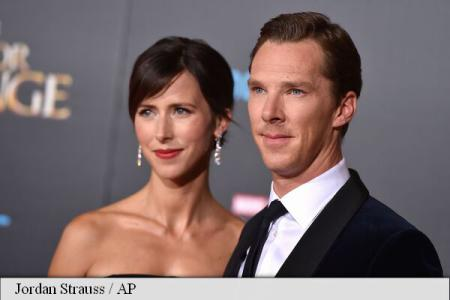 Actorul Benedict Cumberbatch, din nou tată!