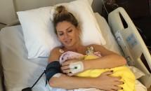 Andreea Bănică a devenit mamă pentru a doua oară! Vezi prima imagine cu băiețelul ei!