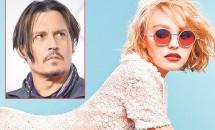 Celebritatea n-are vârstă! La numai 17 ani, fiica lui Johnny Depp e pe coperta revistei Vogue!