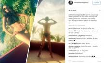 Catherine Zeta-Jones s-a înfuriat pe paparazzi, așa că a postat o serie de fotografii sexy! Vezi imaginile inedite!