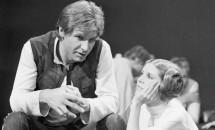 """Carrie Fisher, noi dezvăluiri despre povestea de dragoste cu Harrison Ford! """"Încă îl iubesc. Întotdeauna am simţit ceva special pentru el!"""""""