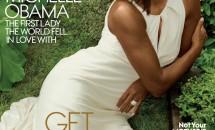 Fosta Primă Doamnă, pe coperta revistei Vogue! Vezi fotografia inedită cu Michelle Obama!