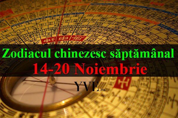 Zodiacul chinezesc săptămânal 14-20 Noiembrie
