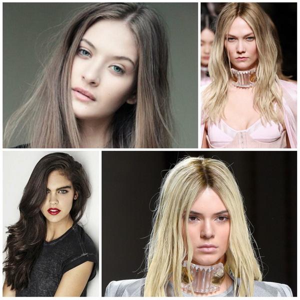 coafuri pentru parul lung la moda in 2017