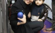 Băiețelul Andreei Mantea este adorabil! Vezi fotografiile cu micuțul David!