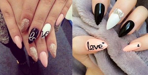 unghii LOVE
