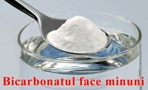 Bicarbonatul face minuni! Iată ce efect are asupra rinichilor tăi