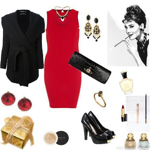 outfit pentru Craciun