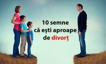 10 semne că ești aproape de divorț