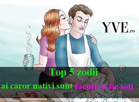 Top 5 zodii ai căror nativi sunt făcuți să fie soți