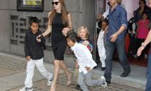 Angelina Jolie este la un pas de a-și pierde una dintre fete