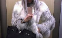 Bianca Drăgușanu ține pasul cu tendințele iernii: și-a schimbat din nou look-ul