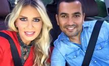 Certuri între Andreea Bănică și soțul ei
