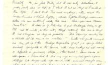 Charlie Chaplin, scrisoare emoționantă către fiica sa