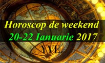 Horoscop de weekend 20-22 Ianuarie 2017