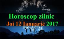 Horoscop zilnic Joi, 12 Ianuarie 2017