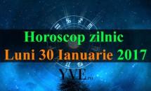 Horoscop zilnic Luni, 30 Ianuarie 2017