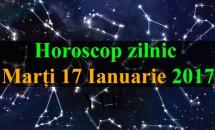 Horoscop zilnic Marți, 17 Ianuarie 2017