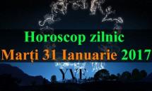 Horoscop zilnic Marți, 31 Ianuarie 2017